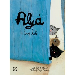 Alaya i trzy koty